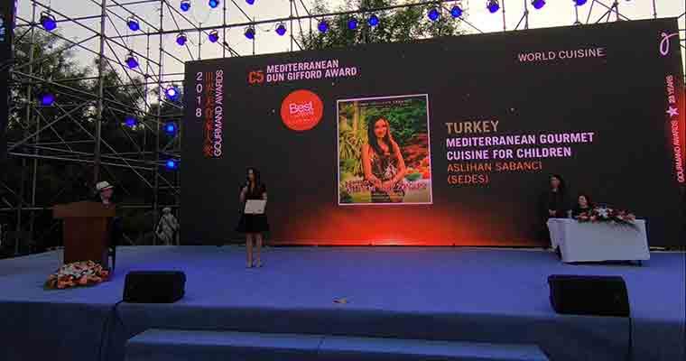 gourmand world cookbook awards china 2018