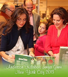 Anderson Kitabevi, İmza Günü - New York City 2013