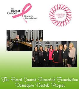 The Breat Cancer Research Foundation Derneği Destek Projesi