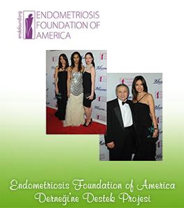 Endometriosis Foundation of America Derneği Destek Projesi
